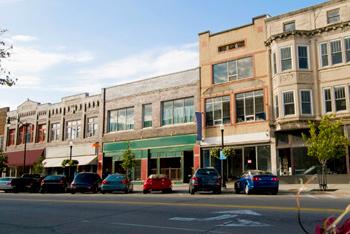 ipsum county downtown